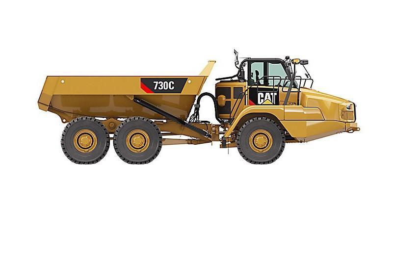 Caterpillar Inc. - 730C Articulated Dump Trucks