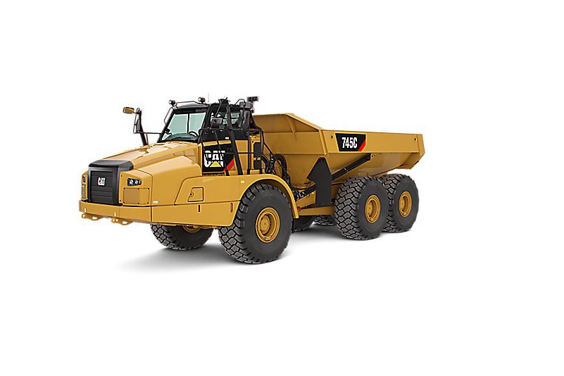 Caterpillar Inc. - 745C Articulated Dump Trucks