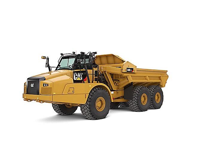 Caterpillar Inc. - 740C EJ Articulated Dump Trucks