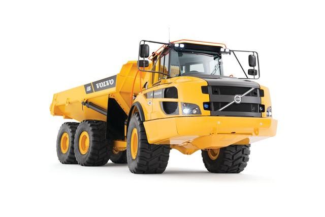 Volvo Construction Equipment - A30G Articulated Dump Trucks