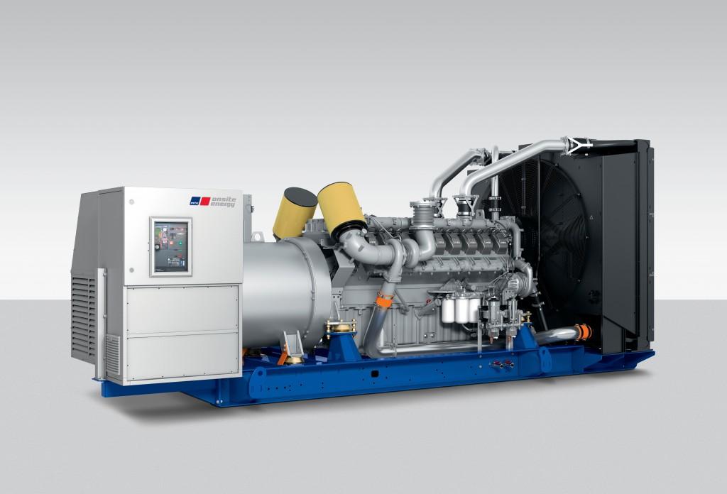 Rolls-Royce Power Systems - MTU 2000 DS - G06 Generators