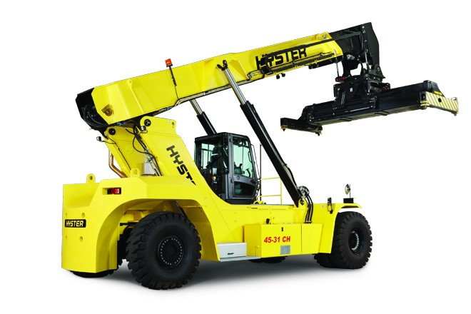 Hyster Company - Tier 4 Final RS45-46 Reach Stackers