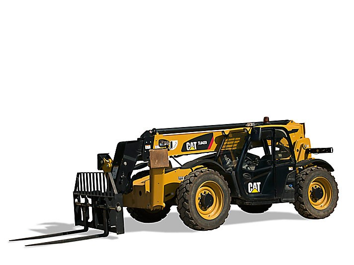 Caterpillar Inc. - TL642D With Stabilizers Telehandlers