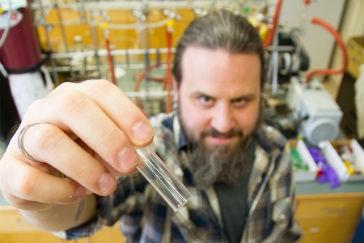 Stephen Foley - Associate Professor in the Department of Chemistry, University of Saskatchewan.