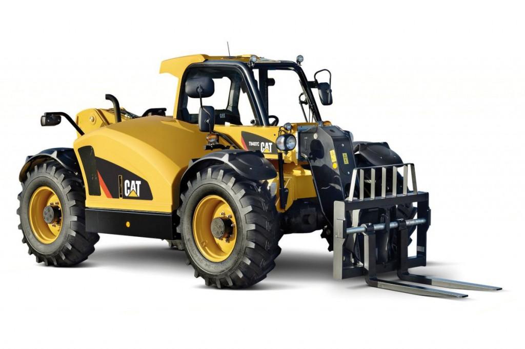 Caterpillar Inc. - TH407C Telehandlers