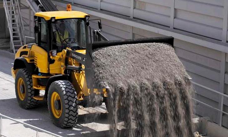Volvo Construction Equipment - L45H Wheel Loaders