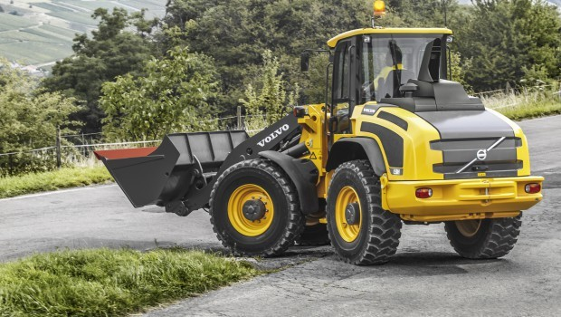 Volvo Construction Equipment - L50H Wheel Loaders