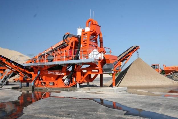 CDE Global - M2500 Sand & Aggregates Washing plants