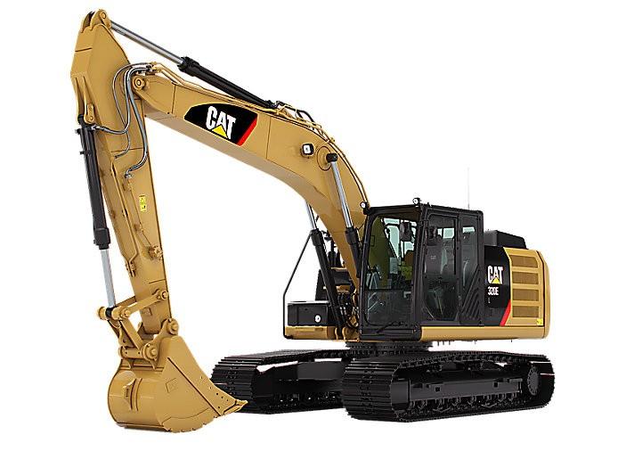 Caterpillar Inc. - 320E L Excavators