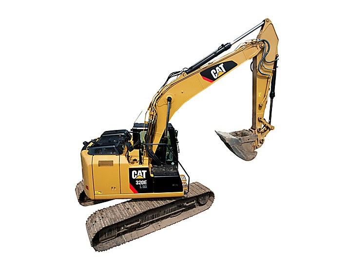 Caterpillar Inc. - 320E LRR Excavators