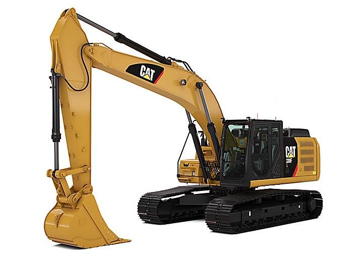 Caterpillar Inc. - 330F Excavators