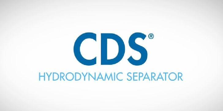 CDS stormwater treatment