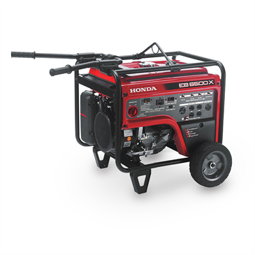 Honda Engines - EB6500 Generators