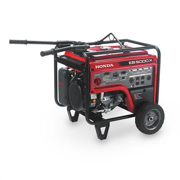 Honda Engines - EM5000 Generators
