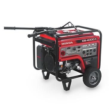 Honda Engines - EG4000 Generators