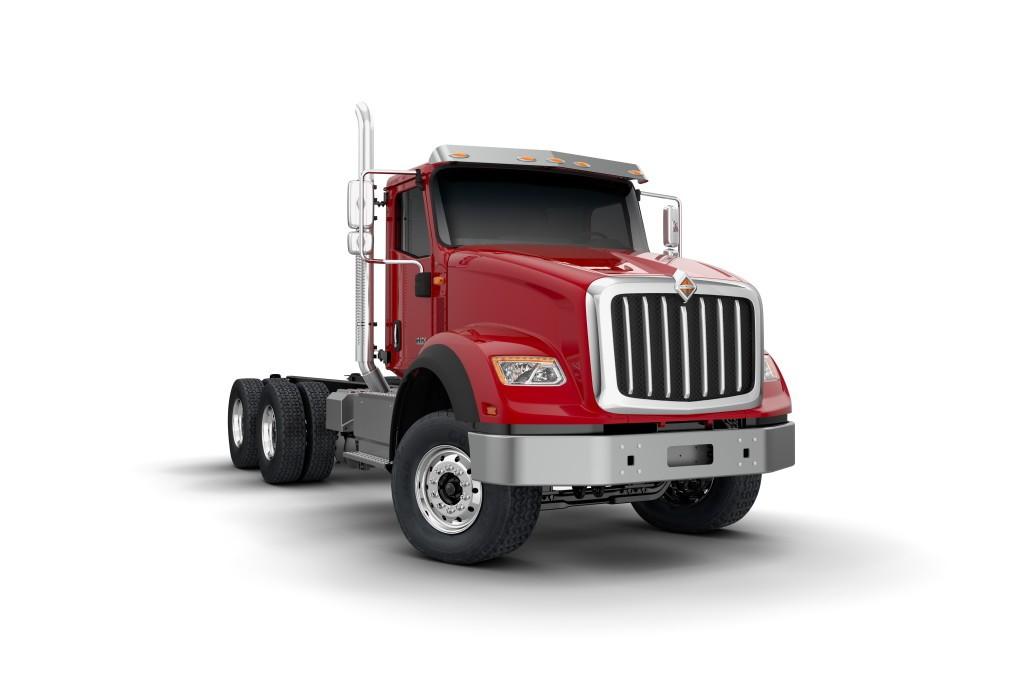 International Truck - HX615 On Highway Trucks