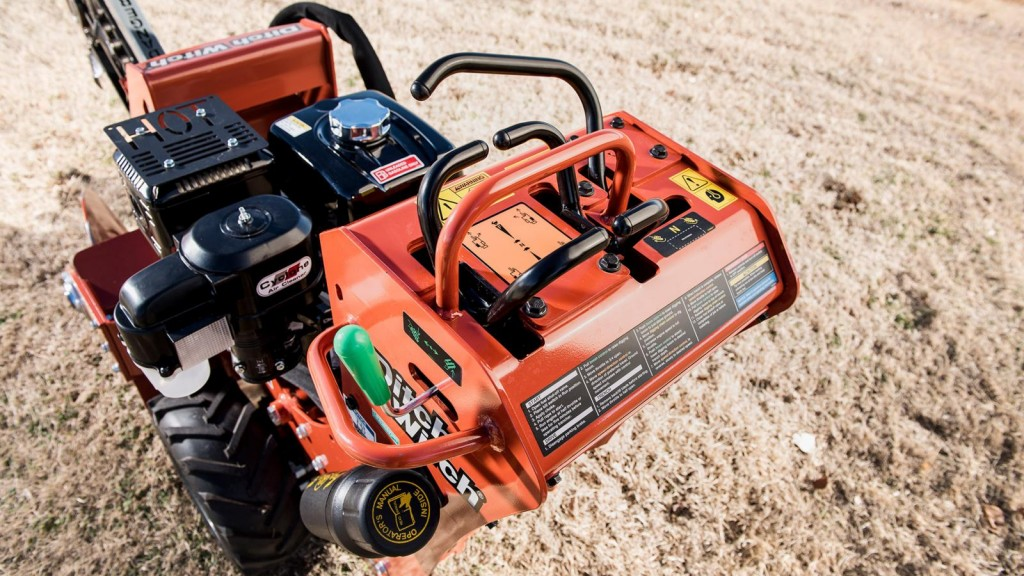 Ditch Witch - C12 Trenchers