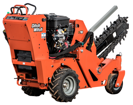 Ditch Witch - C16 Trenchers