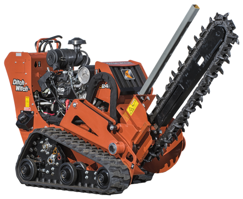 Ditch Witch - C24X Trenchers