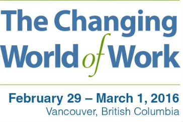 National Forum Explores the Changing World of Work