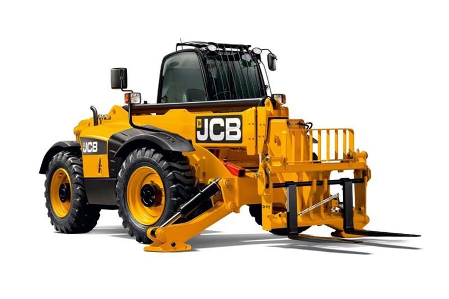 JCB - 535-140 HI-VIZ Telehandlers
