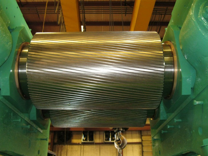 The G4X mill, is a next generation product that reduced bearing temperature resulting in less energy used.