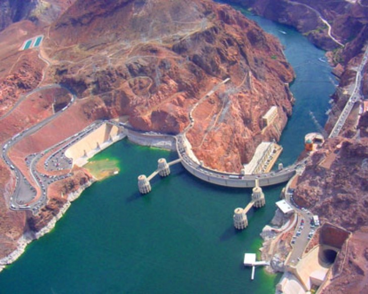 Cement grouts are used in a wide variety of construction projects - like at the Hoover Dam and Lake Mead - ranging from new construction to rehabilitation.