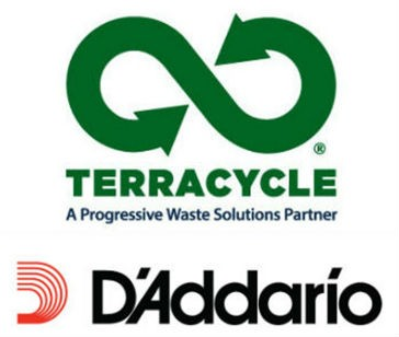 """D'Addario announces """"Playback"""" - the first ever instrument string recycling program in partnership with Terracycle"""