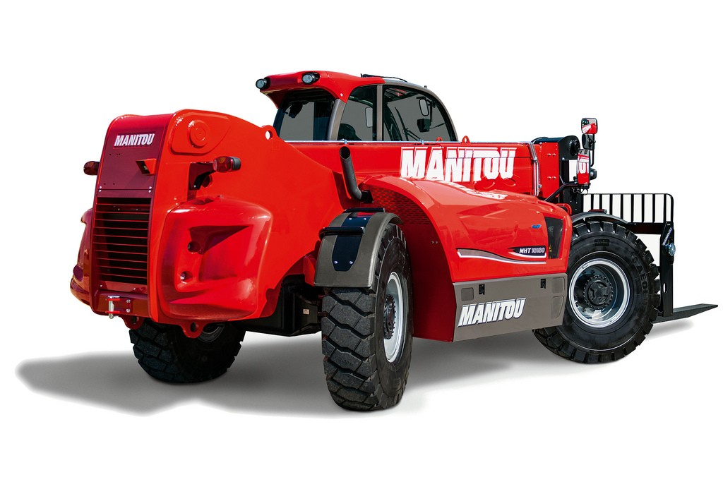Manitou - MHT 10180 Telehandlers