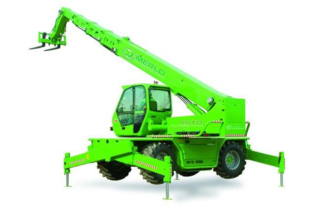 Manulift - Roto - 45.19 MCSS Telehandlers