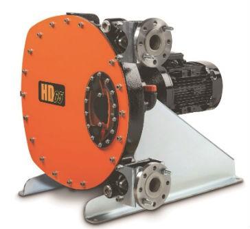 Abaque Series peristaltic (hose) pump