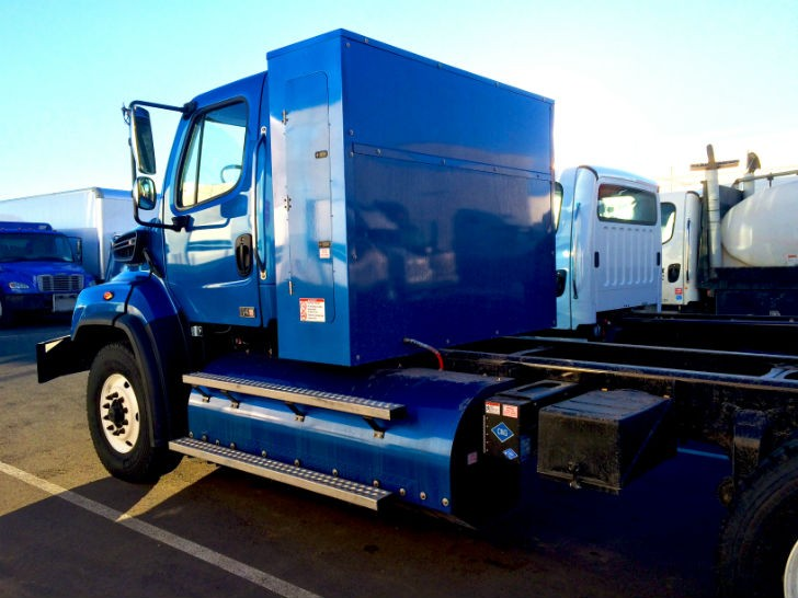 McNeilus NGEN systems with a new high capacity back-of cab CNG configuration that provides 88 diesel gallon equivalents (DGEs) packaged in a low profile design.