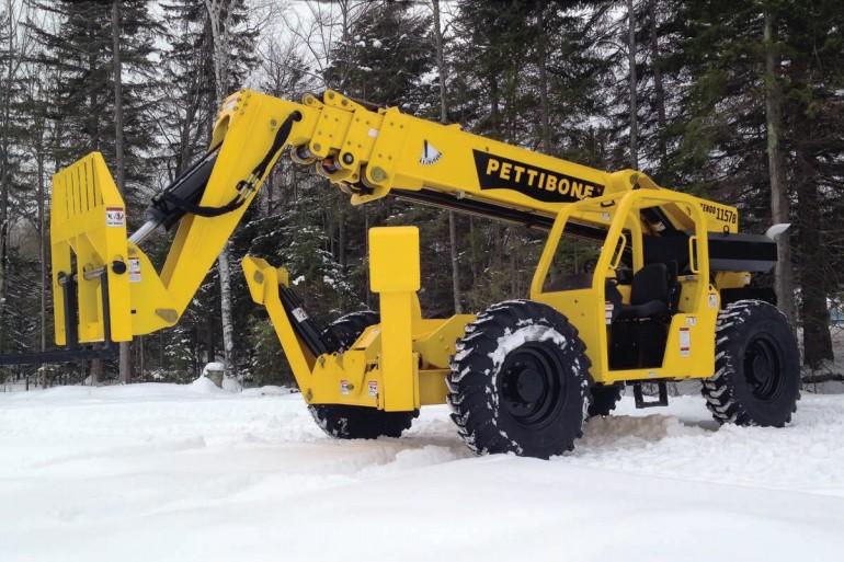Pettibone - Extendo 1157B Telehandlers