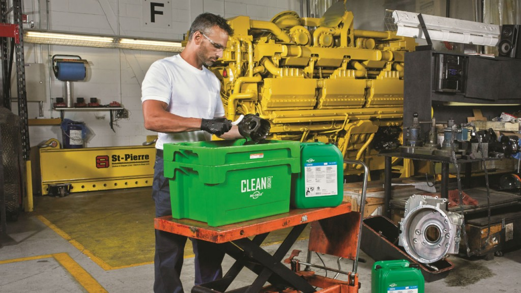 Aqueous Solutions - Heavy Equipment Guide