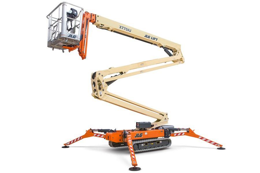 JLG Industries - X770AJ Articulated Boom Lifts