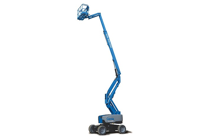 Genie - A Terex Brand - Z™-60/37 DC & FE Articulated Boom Lifts