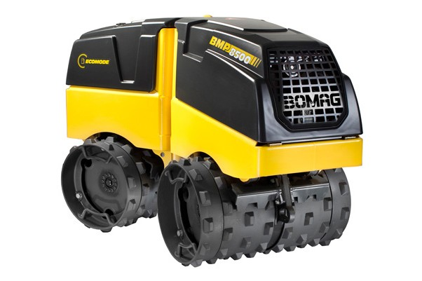BOMAG Americas, Inc. - BMP 8500 Trench Rollers