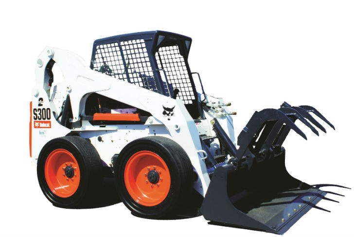 """Skid-steer tire line is the first to include the """"Aperture Structure"""" solid tire."""