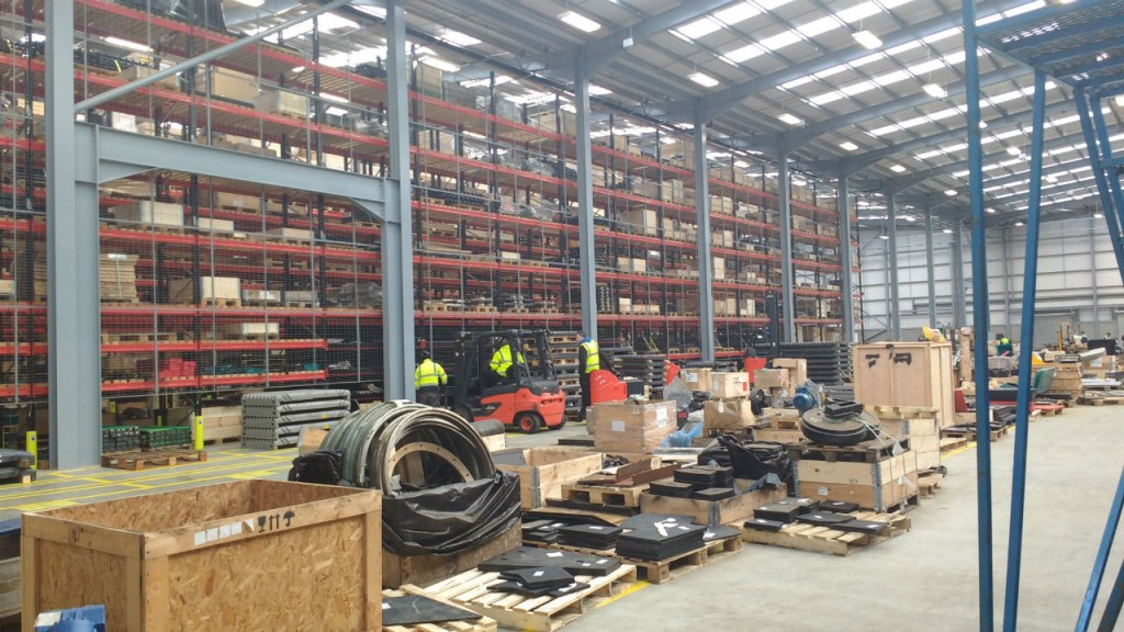 Terex supply a complete range of genuine spare parts globally.