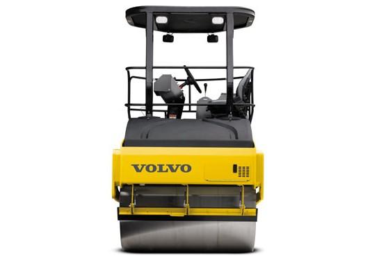 Volvo Construction Equipment - DD70HF Tandem Asphalt Rollers