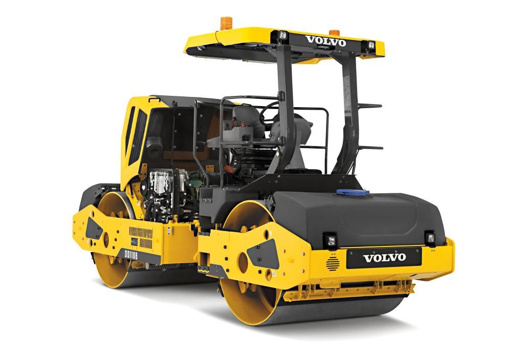 Volvo Construction Equipment - DD110B Tandem Asphalt Rollers