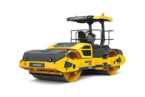 Volvo Construction Equipment - DD140B Tandem Asphalt Rollers