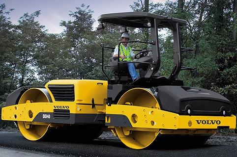 Volvo Construction Equipment - DD140 Tandem Asphalt Rollers