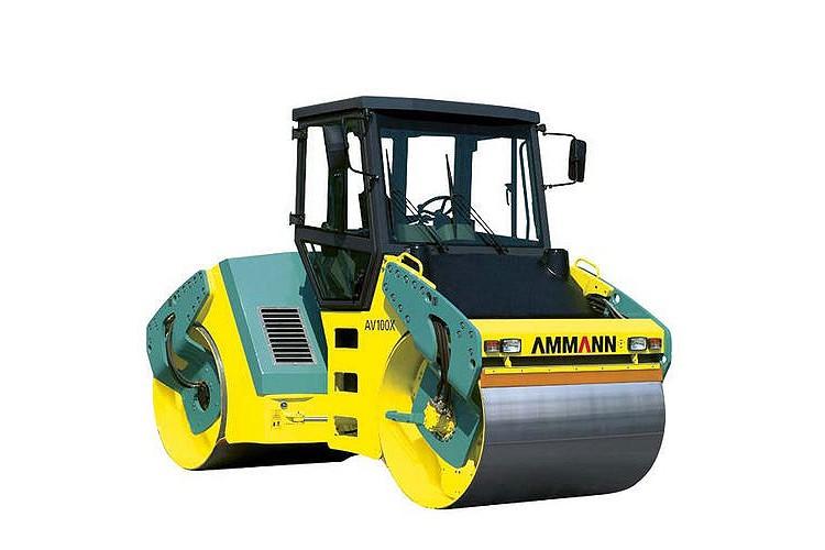 Ammann - AV 130 X TIER 3 Tandem Asphalt Rollers