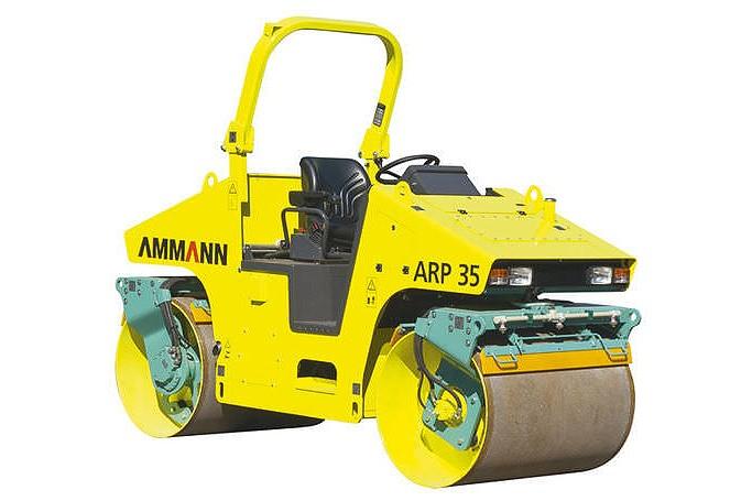 Ammann - ARP 35 TIER 4i Tandem Asphalt Rollers