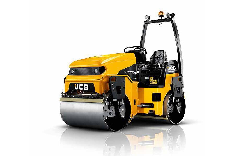 JCB - JCB VMT 380-130/140 Tandem Asphalt Rollers