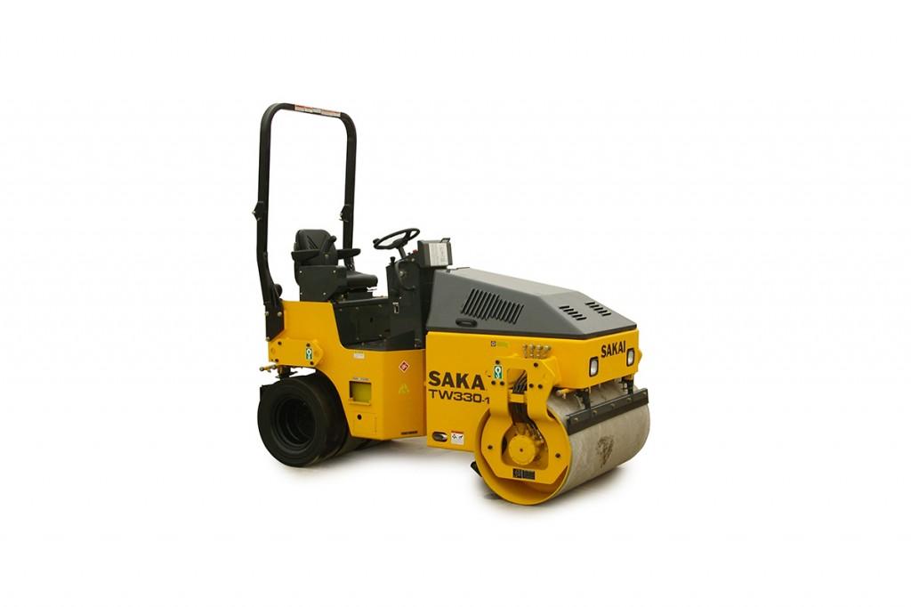 Sakai - TW330-1 Tandem Asphalt Rollers