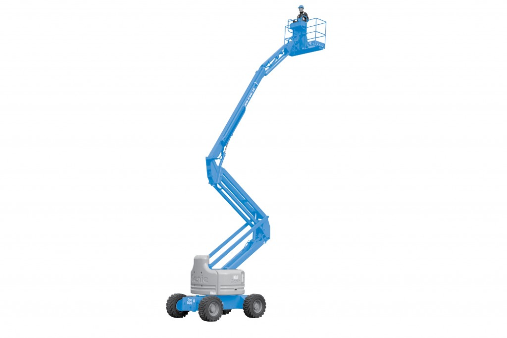 Genie - A Terex Brand - Z™-60/34 Articulated Boom Lifts