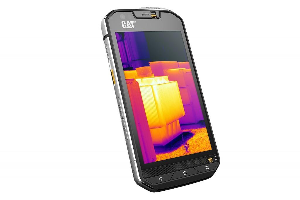 Caterpillar Inc. - Cat S60 Smartphones