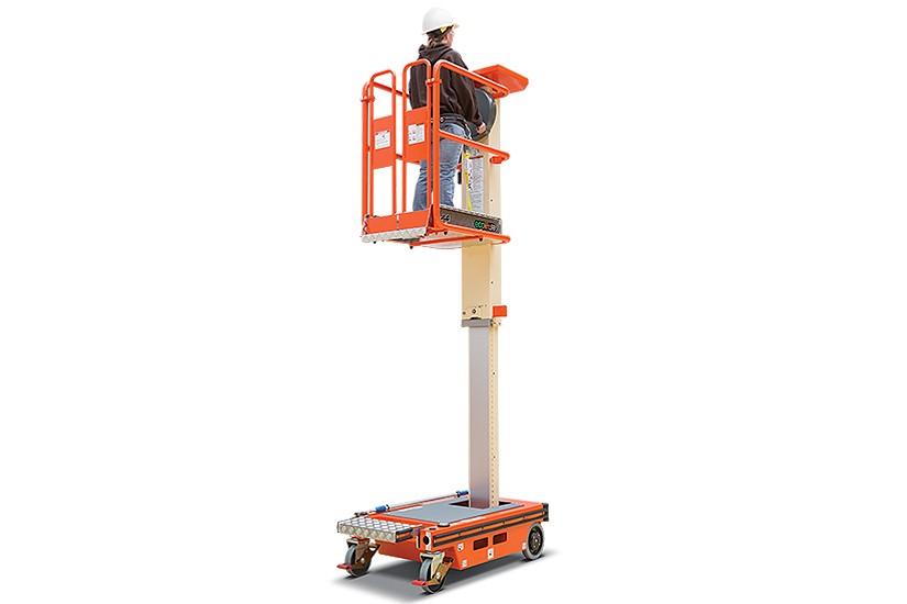 JLG Industries - EcoLift 50 Vertical Lifts